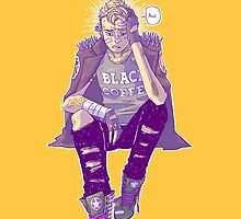 Punk!Clint by Cara McGee