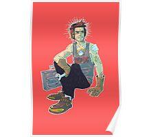 Punk!Stark Poster