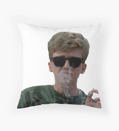 Brain - The Brain Throw Pillow