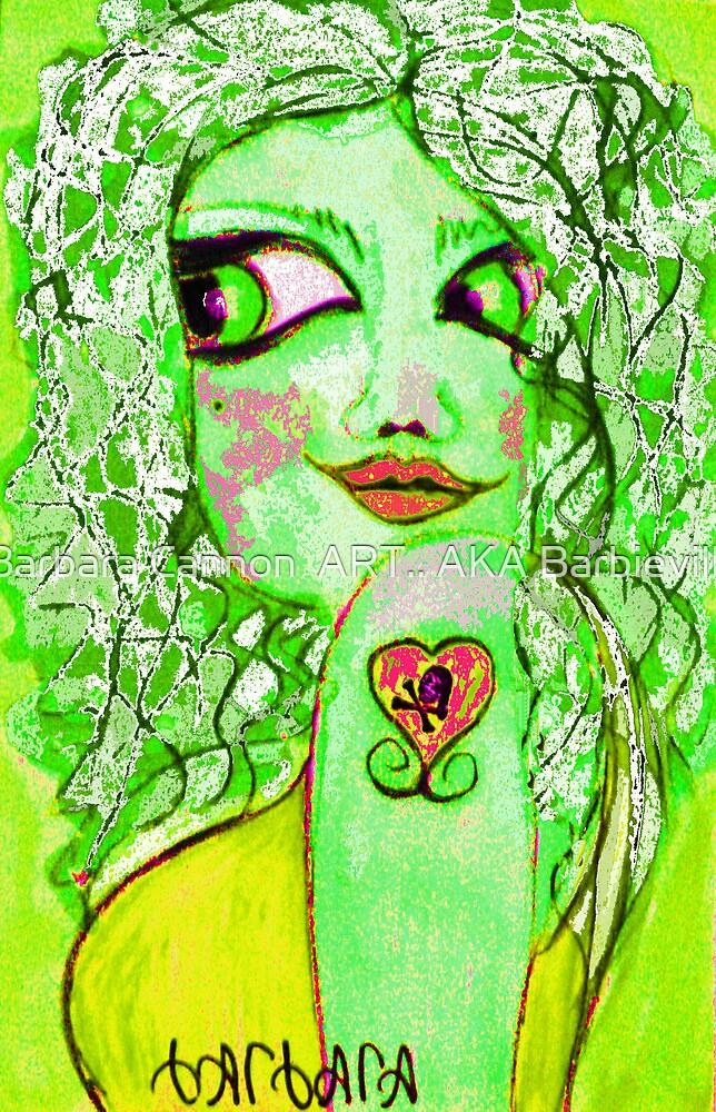 SWEETNESS by Barbara Cannon  ART.. AKA Barbieville