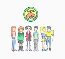 Daria and Friends Unisex T-Shirt