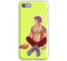 Punk!Cap iPhone Case/Skin