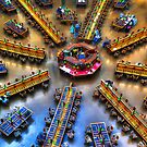 La Trobe Carousel by Anuja Manchanayake