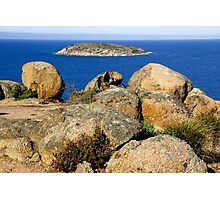 Rocky Coastline Photographic Print