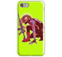 Punk!Winter Soldier iPhone Case/Skin
