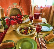 Dinner at Our House by David Rozansky