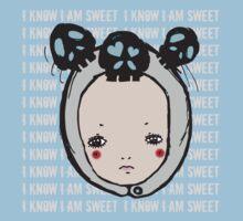 I know I am sweet Kids Tee