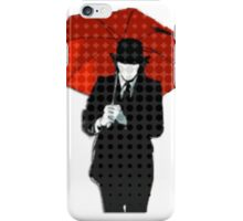 Mayday Parade Red Umbrella iPhone Case/Skin