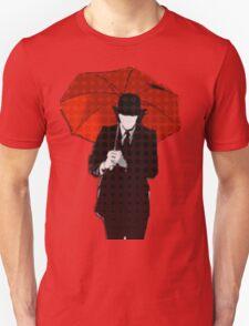 Mayday Parade Red Umbrella T-Shirt