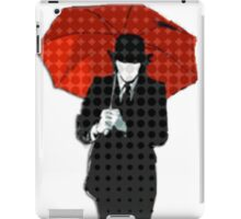 Mayday Parade Red Umbrella iPad Case/Skin