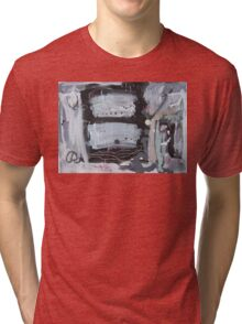 Boyhood in Kars [13] Tri-blend T-Shirt