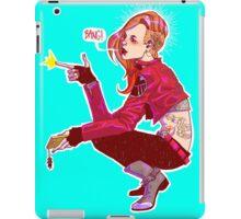 Punk!Black Widow iPad Case/Skin