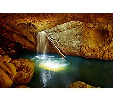 Beautiful Waterfall Photographic Print
