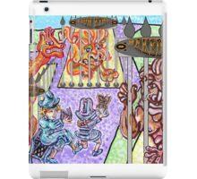 Zoo Gig iPad Case/Skin