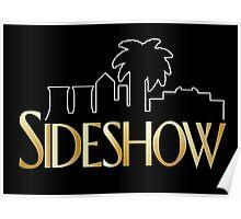Sideshow Crane Poster
