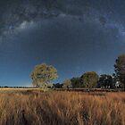 The Milky Way Arch by Alex Cherney