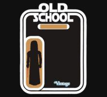 Old School Vader One Piece - Short Sleeve
