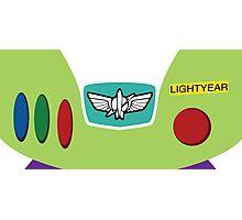 Buzz Lightyear Photographic Print