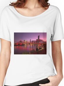 The Story Bridge Women's Relaxed Fit T-Shirt