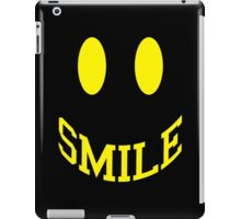Smile Face iPad Case/Skin