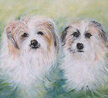 Pippa & Gus  by Cathy Gilday