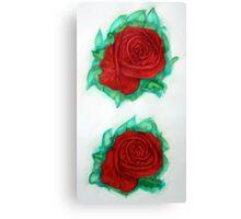 Roses 1985 Canvas Print