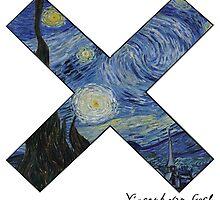 Van Gogh- Starry Night X by -ash-
