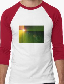 Brand New Day Men's Baseball ¾ T-Shirt