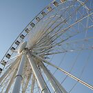 The Sky Wheel : Niagara Falls, Canada by AnnDixon