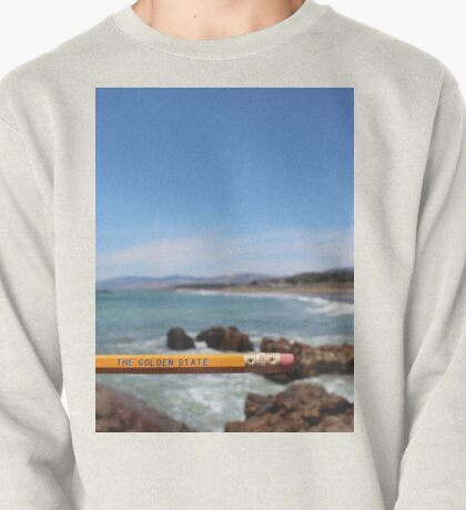 The Golden State Pullover