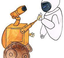Robot Love by Monique Cutajar