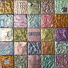 Pastel Mosaic by Erin DuFrane Art