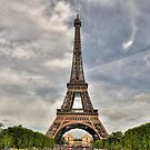 Eiffel Tower by Tarek Solh
