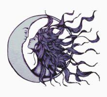 Moon and Sun by bereresendiz