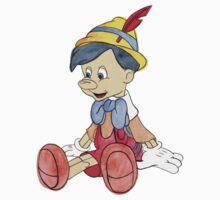 Pinocchio Kids Tee