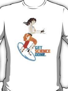 Portal - Get Science Done T-Shirt