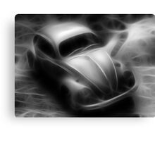Smokin Bug Canvas Print