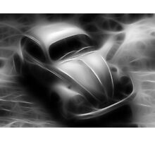 Smokin Bug Photographic Print