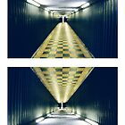 as above, so below (diptych) by Umbra101