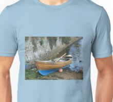 Rionnag Moored in Lews Castle Grounds, Stornoway Unisex T-Shirt