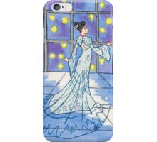 She Who Will Come iPhone Case/Skin
