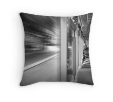 Bus 58 Throw Pillow