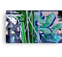 """""""Rollicking Green"""", Dictionary of Blink Canvas Print"""