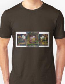 Between the Sidewalk Lines Unisex T-Shirt