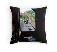 Engineers View Throw Pillow