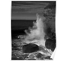 Fossil Bay, Tasmania Poster