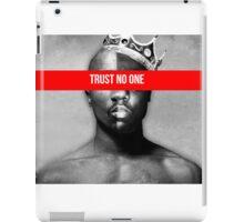 "Tupac and Biggie ""Trust No One"" Supreme iPad Case/Skin"