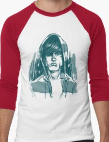 Striped Hoodie T-Shirt