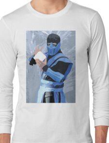 Sub Zero Cutout Long Sleeve T-Shirt