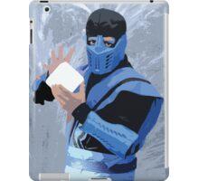 Sub Zero Cutout iPad Case/Skin
